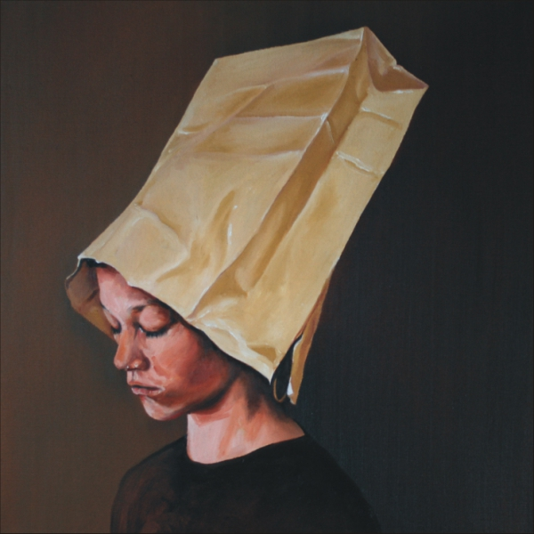 girl with paper bag 2